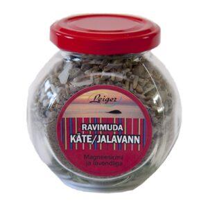 Ravimuda käte/jalavann Magneesiumi ja lavendliga 170 ml