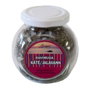 Ravimuda käte/jalavann Magneesiumi ja piparmündiga 170 ml